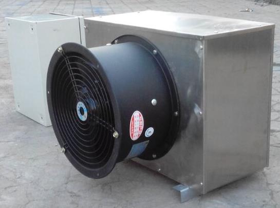 溫室供暖設備之園藝暖風機安裝與維護