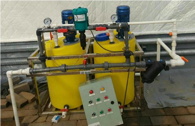 溫室水肥一體化的5大技術要點!